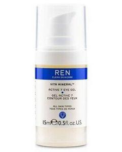 REN Vita Mineral - Active 7 Eye Gel 15 ml