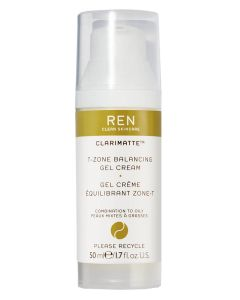 REN Clarimatte - T-Zone Balancing Gel Cream 50 ml