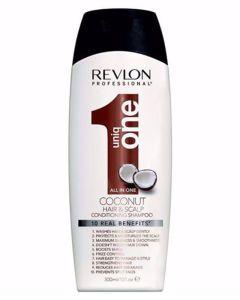 Uniq One All In One Conditioning Shampoo - Coconut 300 ml