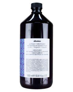 Davines Alchemic Conditioner - Silver 1000 ml
