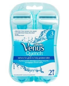 Gillette Venus Quench sampak