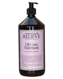 Waterclouds Relieve - Oil Cure Hairmask 1000 ml