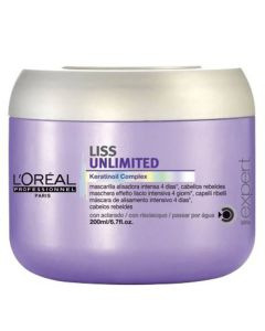 Loreal Liss Unlimited Mask (U) 200 ml