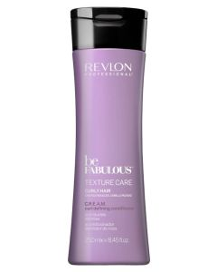 Revlon Be Fabulous Texture Care Curly Hair Conditioner 250 ml