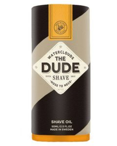 Waterclouds The Dude - Shave oil 50 ml