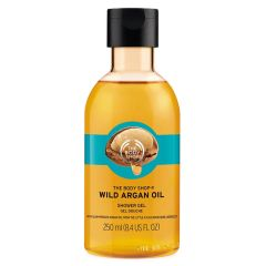 The Body Shop Wild Argan Oil Shower Gel 250 ml