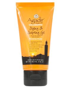 Agadir Argan Oil Volumizing Styling & Sculpting Gel - Extreme Hold