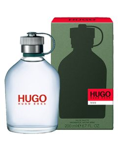 Hugo Boss Man EDT (Grøn) 200 ml