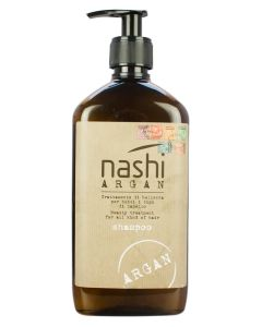 Nashi Argan Shampoo (Inkl. Pumpe) 500 ml