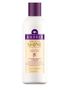 Aussie Miracle Shine Conditioner 250 ml