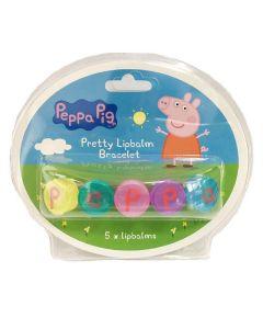 Peppa Pig Lipbalm Bracelet