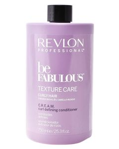 Revlon Be Fabulous Texture Care Curly Hair Conditioner 750 ml
