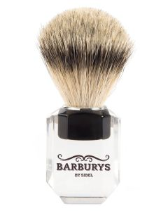 Barburys Shaving Brush - Light Quartz