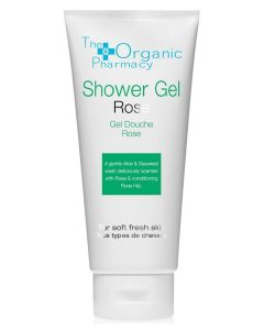 The Organic Pharmacy Rose Shower Gel 200 ml
