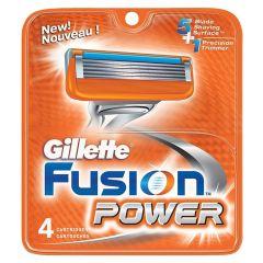 Gillette Fusion Power - 4 pak