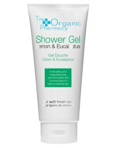 The Organic Pharmacy Lemon and Eucalyptus Shower Gel 200 ml