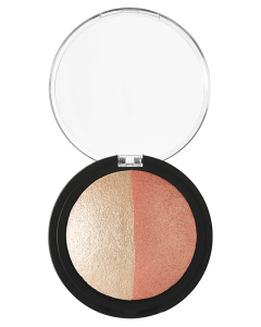 Elf Baked Highlighter & Blush - Rose Gold (83371)