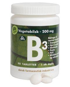 Berthelsen Naturprodukter - B3 200 mg