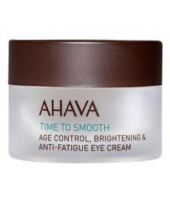 AHAVA Age Control Brightening & Anti-Fatigue Eye Cream 15 ml