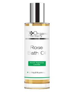 The Organic Pharmacy Rose Bath Oil 100 ml