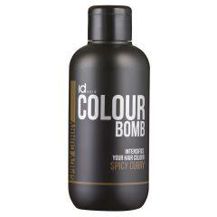 ID Hair Colour Bomb - Spicy Curry 250 ml