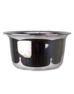 Shaving Soap Bowl - Silver 0000066