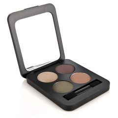 Youngblood Pressed Mineral Eyeshadow Quad - Gemstones