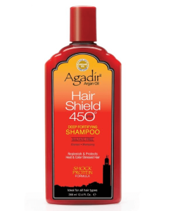 Agadir Argan Oil Hair Shield 450 Plus Deep Fortifying Shampoo 366 ml