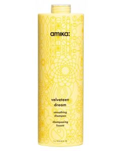 Amika: Velveteen Dream Smoothing Shampoo 1000 ml