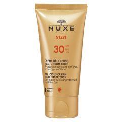 Nuxe Sun Delicious Cream High Portection SPF 30 50 ml