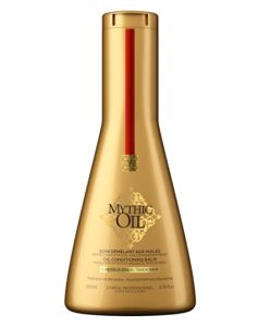 Loreal Mythic Oil Conditioner - Tykt hår (Rød) 200 ml