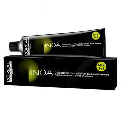 Loreal inoa color 4,56 MIX 1+1