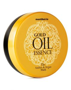 Montibello Gold Oil Essence The Amber And Argan Mask 200 ml