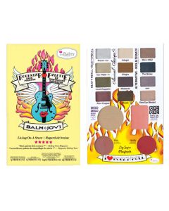 The Balm Balm Jovi Eyeshadow Palette 6 ml