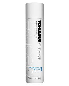 Toni & Guy Cleanse Shampoo For Dry Hair 250 ml