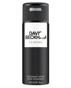 David Beckham Classic Deodorant Spray 150 ml
