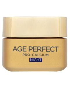 Loreal Age Perfect Pro-Calcium Fortifying Cream Night 35 ml