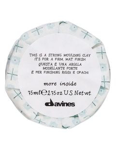 Davines More Inside - Strong Moulding Clay 75 ml