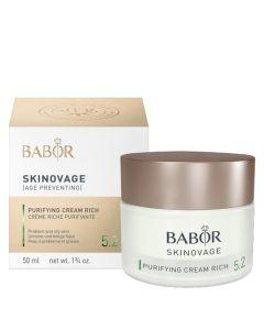 Babor Skinovage Purifying Cream Rich 5.2  50 ml