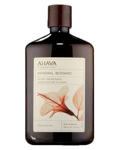 AHAVA Velvet Cream Wash - Hibiscus & Fig  500 ml