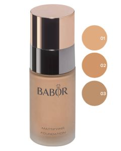 Babor Mattifying Foundation 02 Natural (N) 30 ml