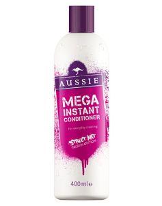 Aussie Mega Instant Conditioner (Street Art) 400 ml