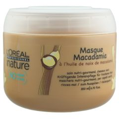 Loreal Nature Masque Macadamia 200 ml