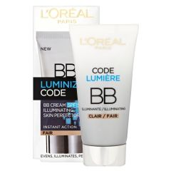 Loreal Luminize Code BB Cream SPF 15 – Fair 50 ml