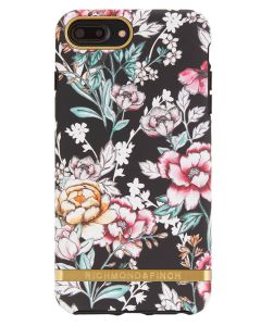 Richmond And Finch Black Floral iPhone 6/6S/7/8 PLUS Cover