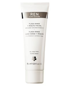 REN Flash Rinse 1 Minute Facial 75 ml
