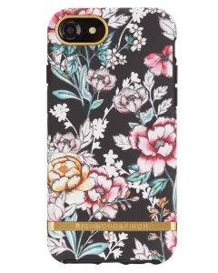 Richmond And Finch Black Floral iPhone 6/6S/7/8 Cover (U)