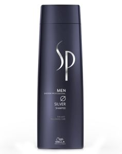 Wella SP Men Silver Shampoo 250 ml