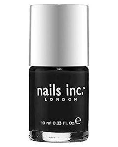 Nails Inc - Black Taxi 10 ml