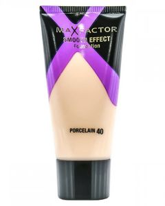 Max Factor Smooth Effect Foundation - 40 Porcelain 30 ml
